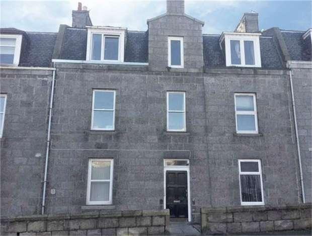 1 Bedroom Flat for sale in Merkland Road East, Aberdeen