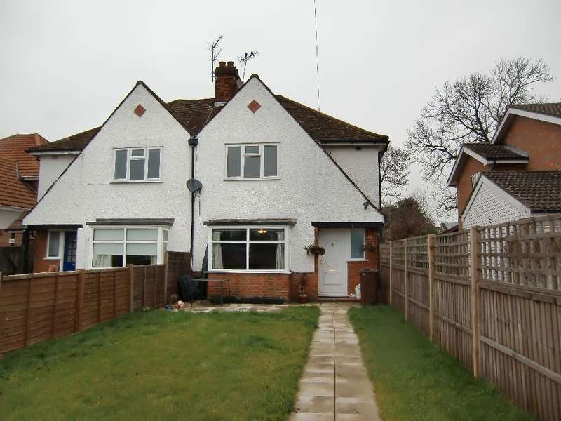 2 Bedrooms Maisonette Flat for sale in Mount Pleasant Lane, Bricket Wood, St. Albans, Herts
