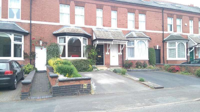 4 Bedrooms Terraced House for rent in Court Oak Road, Harborne, Birmingham, B17 9TH
