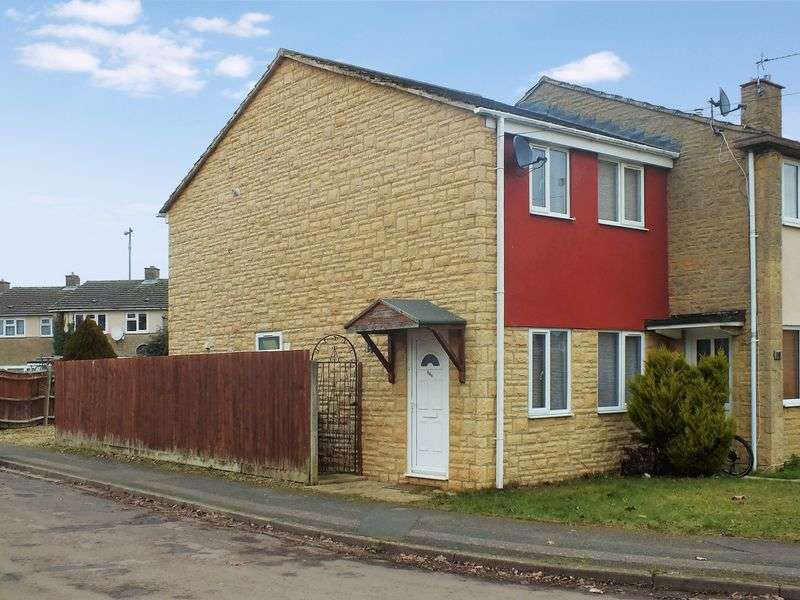 2 Bedrooms Terraced House for sale in St. Giles, Bletchingdon