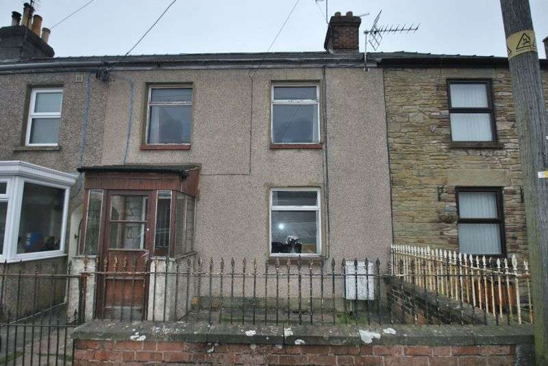 2 Bedrooms Terraced House for sale in MILKWALL, NR. COLEFORD, GLOUCESTERSHIRE