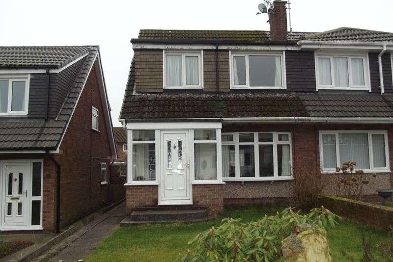 3 Bedrooms Semi Detached House for sale in Acresbrook Walk, Bury