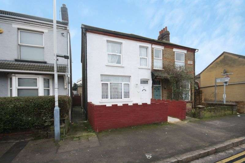 4 Bedrooms Semi Detached House for sale in Clayton Road, Hayes