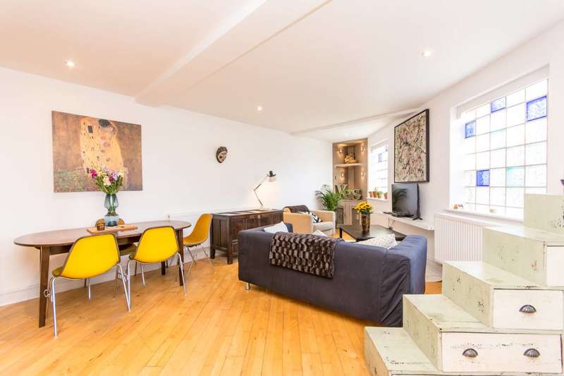 2 Bedrooms House for sale in Greyhound Road, Kensal Green, NW10