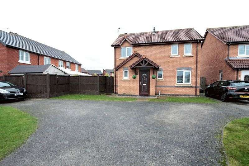 3 Bedrooms Detached House for sale in Trem Elwy, Kinmel Bay
