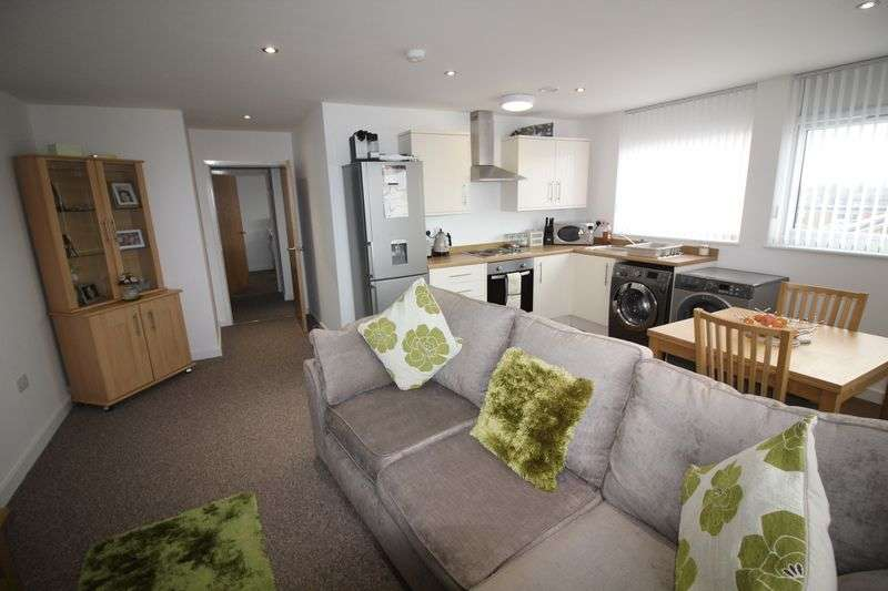 2 Bedrooms Flat for sale in Stanley Road, Bootle