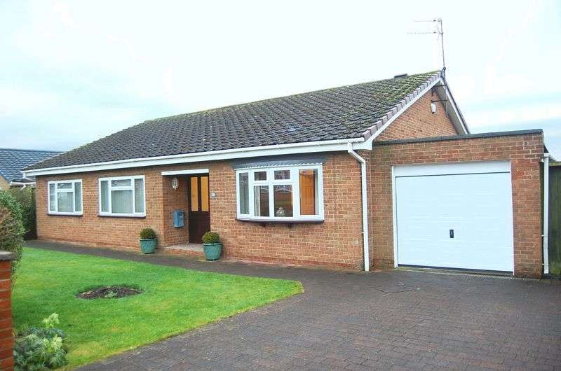 3 Bedrooms Detached Bungalow for sale in Thorntree Road, Northallerton
