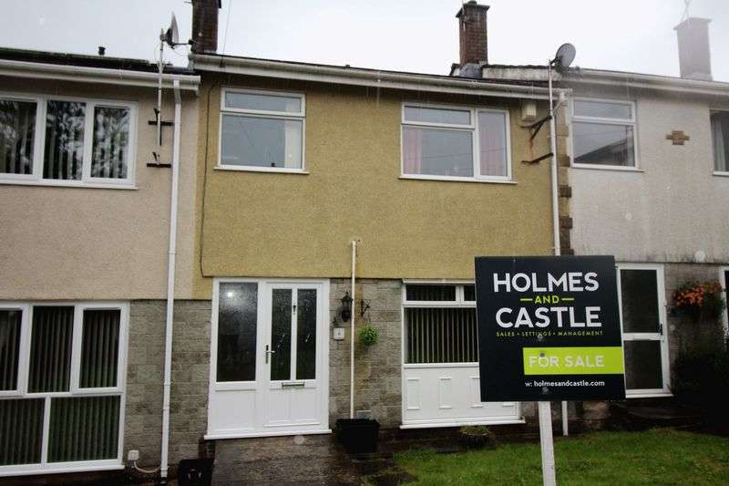 3 Bedrooms Terraced House for sale in HEOL DEINIOL, NEW INN
