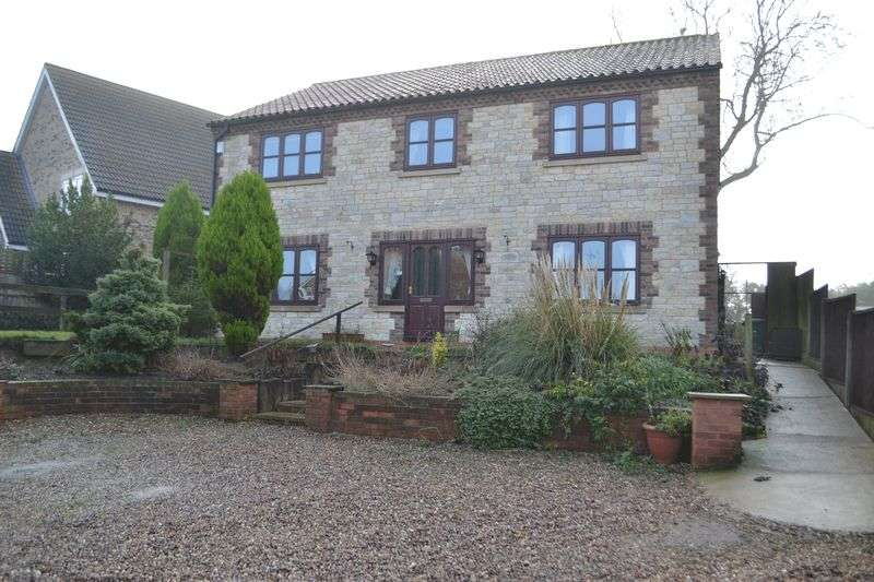 4 Bedrooms Detached House for sale in Huteson Lane, Alkborough