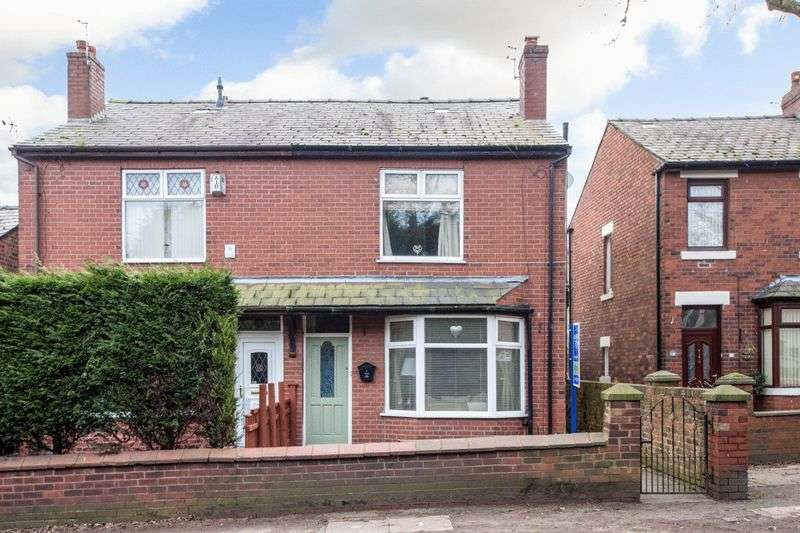 3 Bedrooms Semi Detached House for sale in Billinge Road, Pemberton
