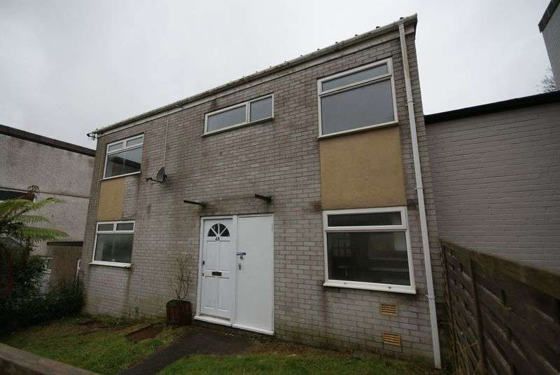 2 Bedrooms Terraced House for sale in Harmer Close, Bodmin