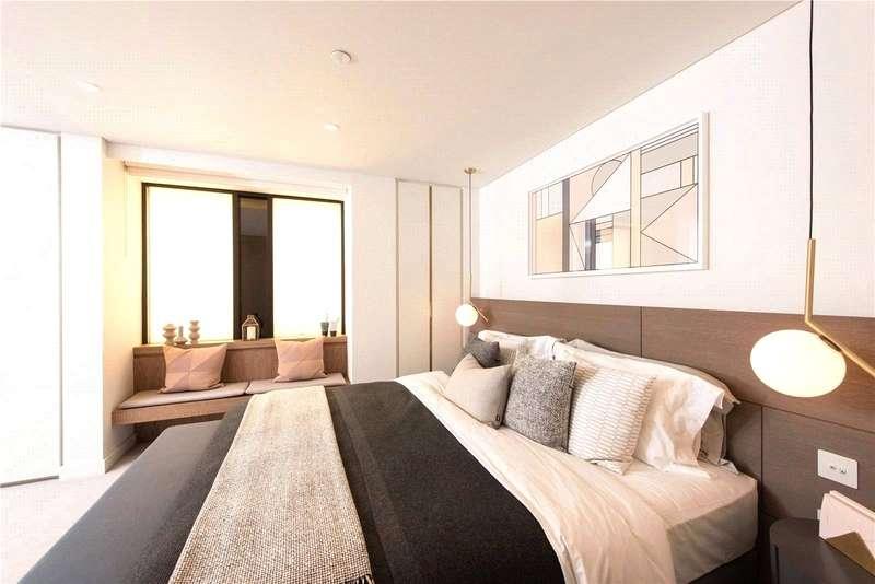 2 Bedrooms Flat for sale in Fann St, Barbican, EC2Y
