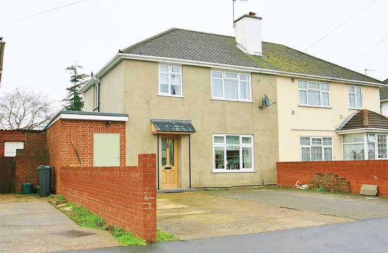 3 Bedrooms Semi Detached House for sale in Heston