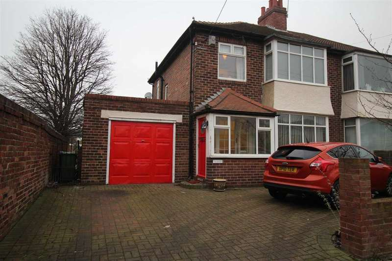 3 Bedrooms Semi Detached House for sale in 'Thorson', High Pit Road, Cramlington