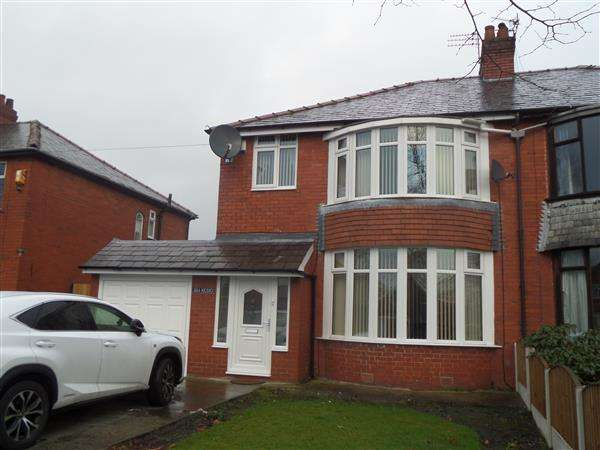 3 Bedrooms Semi Detached House for sale in Hollinwood Avenue, Oldham