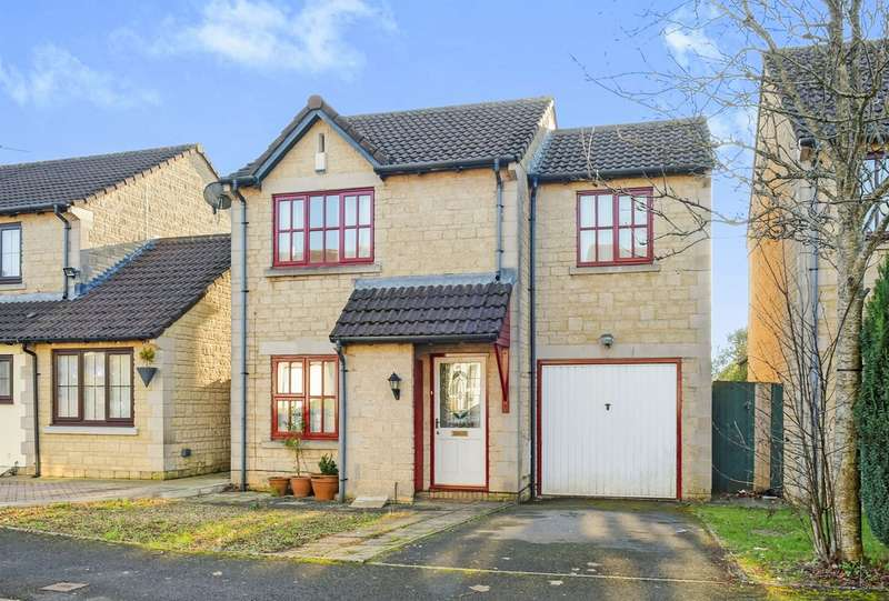 3 Bedrooms Detached House for sale in Charnwood Drive, Pontprennau, Cardiff