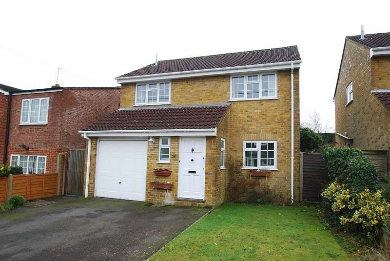4 Bedrooms Detached House for sale in Pineapple Road, Amersham, HP7