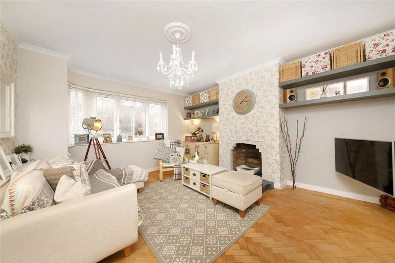 2 Bedrooms Maisonette Flat for sale in Clyde Road, Croydon