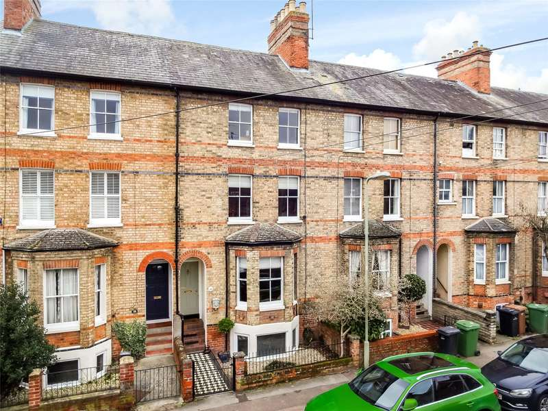 5 Bedrooms Terraced House for sale in Victoria Road, Abingdon-On-Thames, Oxfordshire, OX14