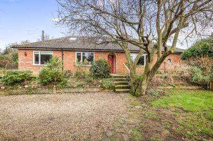 5 Bedrooms Bungalow for sale in Woodton, Bungay, Norfolk