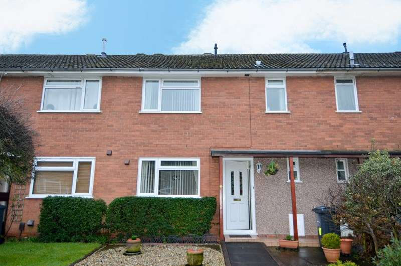 3 Bedrooms Terraced House for sale in The Paddock, Northfield, BOURNVILLE VILLAGE TRUST