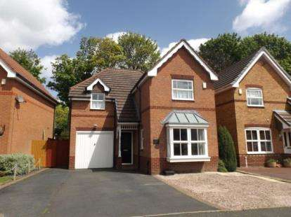 3 Bedrooms Detached House for sale in Kinloch Drive, Dudley, West Midlands