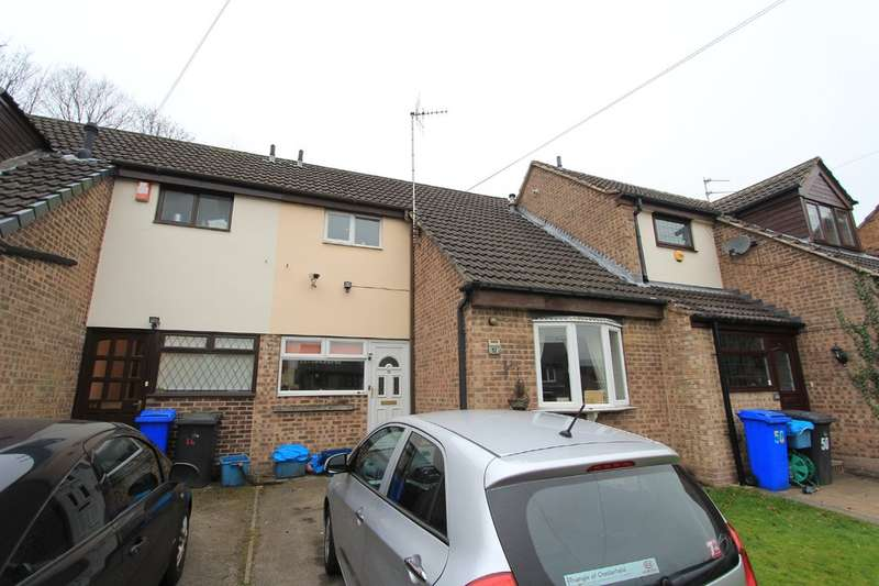 2 Bedrooms Terraced House for sale in Coward Drive, Oughtibridge