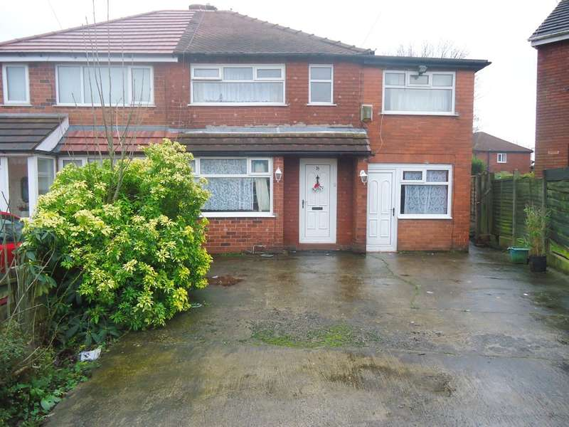 3 Bedrooms Semi Detached House for sale in Annable Road, Gorton, M18