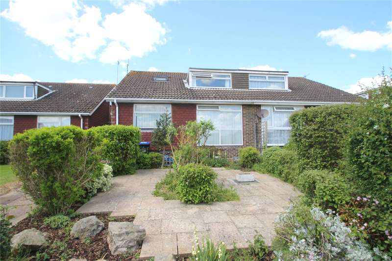4 Bedrooms Semi Detached House for sale in Test Road, Sompting, West Sussex, BN15