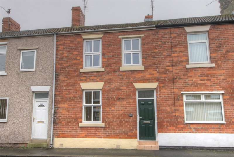 2 Bedrooms Terraced House for sale in Victoria Street, Shildon, County Durham, DL4