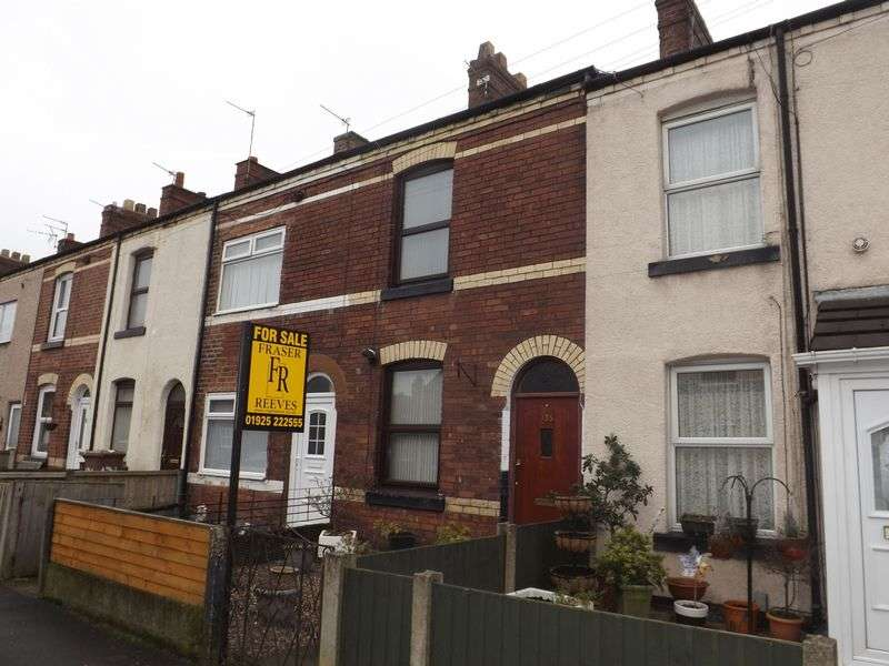 2 Bedrooms Terraced House for sale in Mercer Street, Newton-Le-Willows