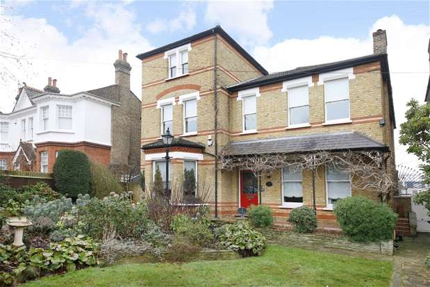 6 Bedrooms Detached House for sale in Church Rise, Forest Hill