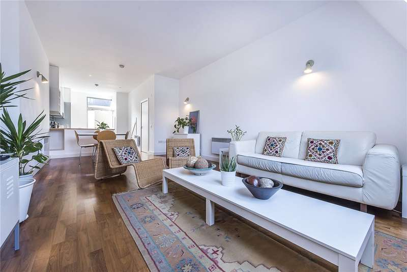2 Bedrooms Flat for sale in Piano Lane, London, N16