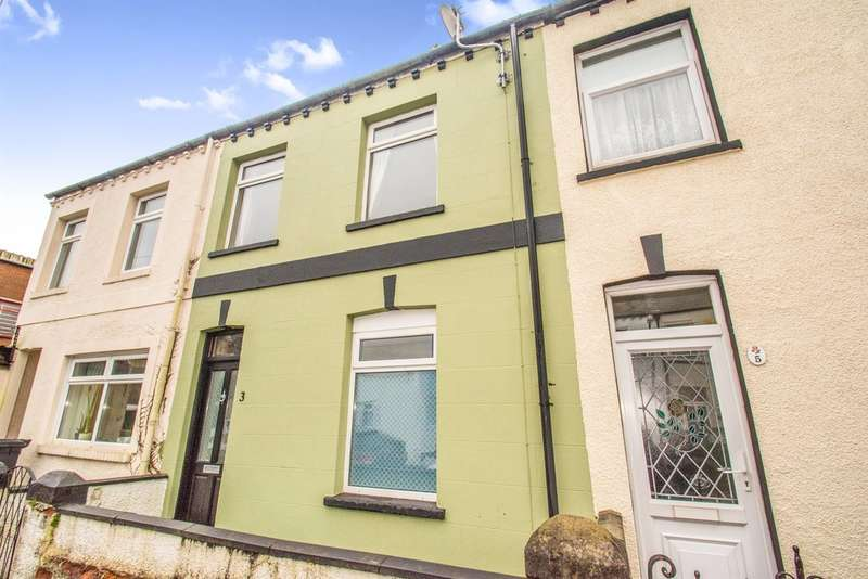 3 Bedrooms Terraced House for sale in Booker Street, Cardiff