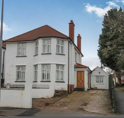 2 Bedrooms Detached House for sale in Waungron Road