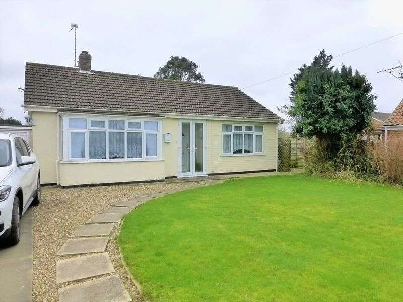 2 Bedrooms Detached Bungalow for sale in Repps with Bastwick