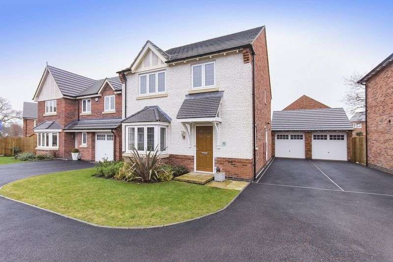 4 Bedrooms Detached House for sale in RICHARDSON WAY, LANGLEY COUNTRY PARK
