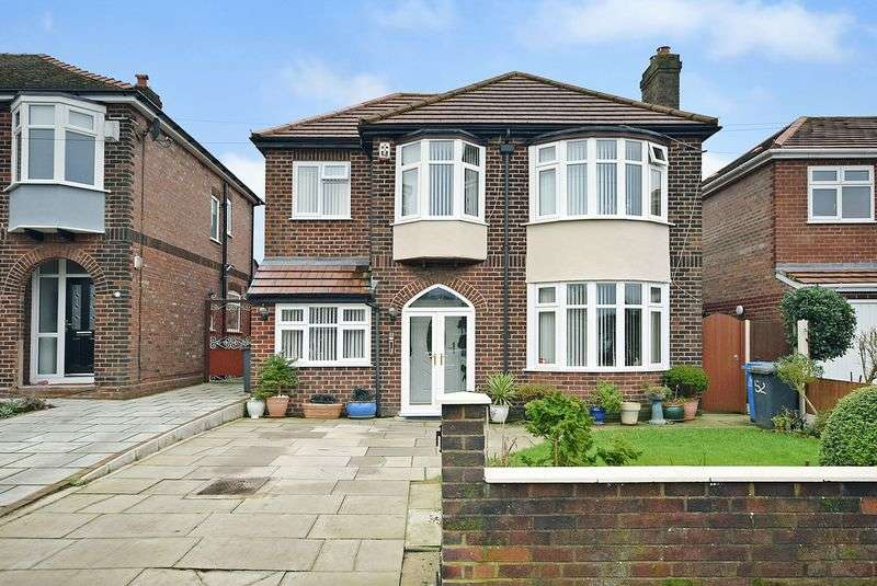 4 Bedrooms Detached House for sale in Beaconsfield Road, Widnes