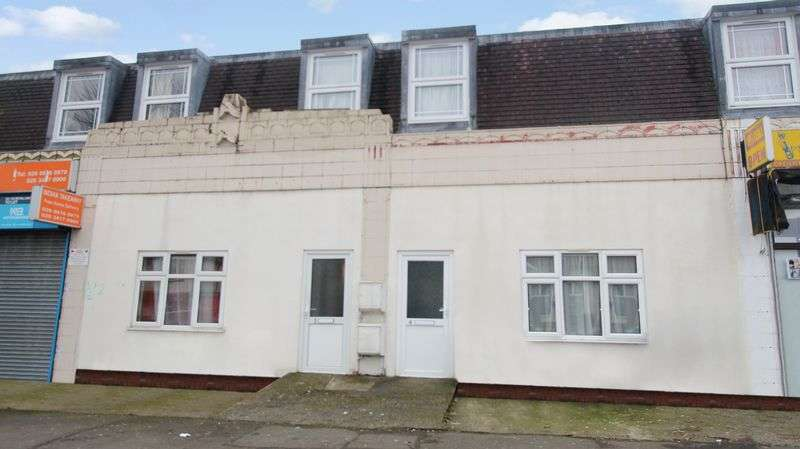 1 Bedroom Flat for sale in Crossway Parade, Wood Green N22