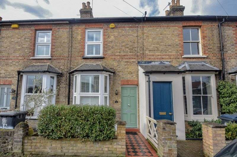 3 Bedrooms Terraced House for sale in Cross Street, Ware