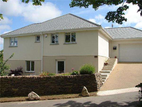 4 Bedrooms Detached House for sale in Bridge, ST COLUMB MAJOR
