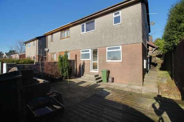3 Bedrooms Semi Detached House for sale in The Heathlands, Porth, Rhondda Cynon Taff, CF39 8TT