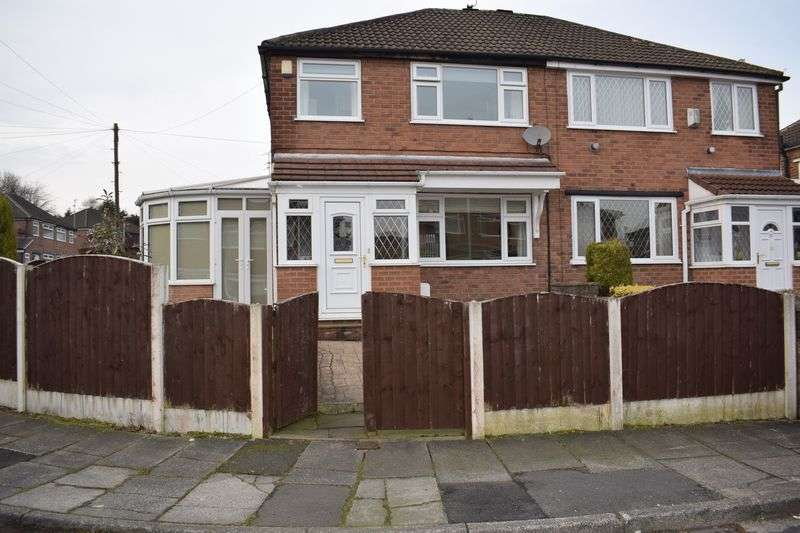3 Bedrooms Semi Detached House for sale in Wilson Avenue, Heywood