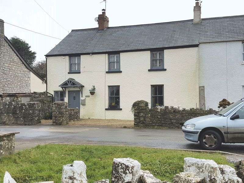 3 Bedrooms Semi Detached House for sale in Cartref, Llandow, Nr. Cowbridge, Vale of Glamorgan CF71 7NT
