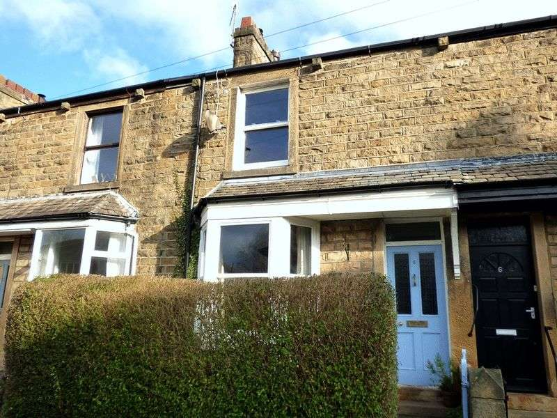 3 Bedrooms Terraced House for sale in 8 Cromwell road, Aldcliffe, Lancaster