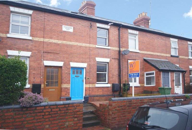 3 Bedrooms Terraced House for sale in Station Road, Hereford