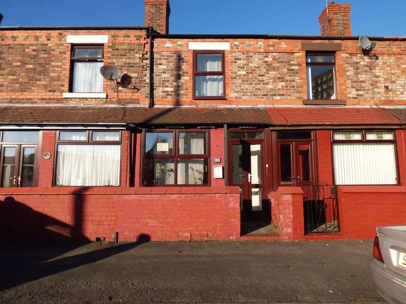 2 Bedrooms Terraced House for sale in Wilkinson Street, Warrington