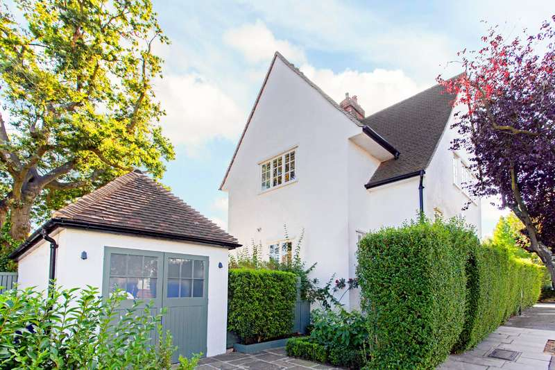 4 Bedrooms House for sale in Willifield Way, Hampstead Garden Suburb