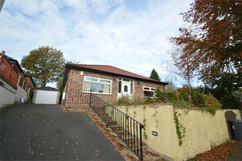 3 Bedrooms Detached Bungalow for sale in Myrtle Bank, Prestwich, MANCHESTER, M25