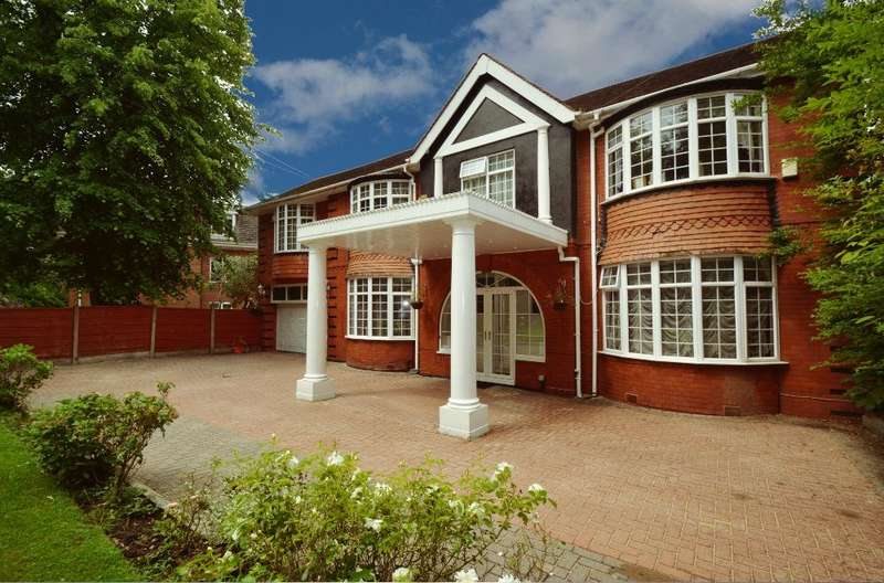 7 Bedrooms Detached House for sale in Upper Park Road, Salford, M7